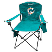Jarden Miami Dolphins XL Cooler Quad Chair at Kmart.com
