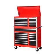 Craftsman 42-Inch 21-Drawer Tool Storage Combo  Red/Black at Sears.com