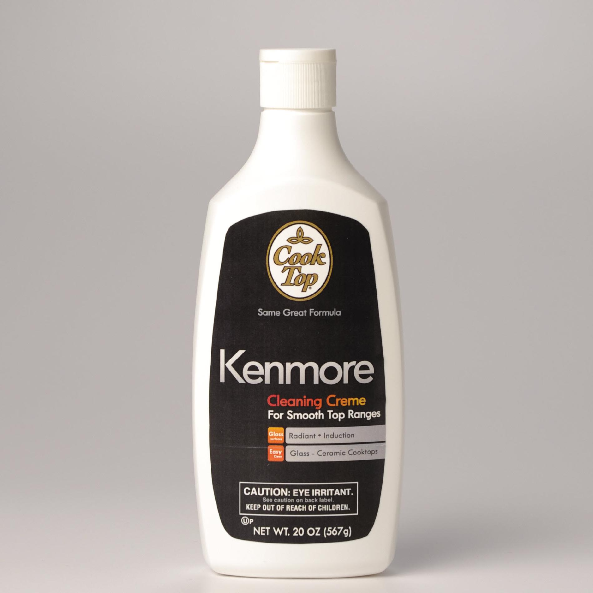 Kenmore Cooktop Cleaning Cream For Smooth Top Ranges