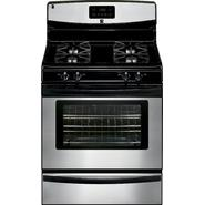 Kenmore 4.2 cu. ft. Freestanding Gas Range w/ Broil & Serve™ Drawer - Stainless Steel at Kenmore.com