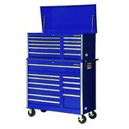 Craftsman 42-Inch 21-Drawer Tool Storage Combo  Royal Blue at Sears.com