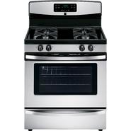 Kenmore 5.0 cu. ft. Gas Range - Stainless Steel at Kmart.com