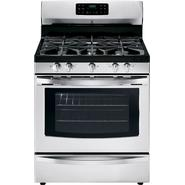 Kenmore 5.0 cu. ft. Freestanding Gas Range w/ Convection - Stainless Steel at Kenmore.com