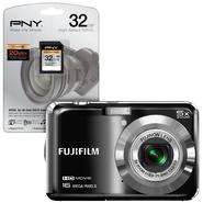 Fujifilm FinePix AX650 Digital Camera with Memory Card Bundle at Sears.com
