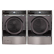 Kenmore 5.2 cu. ft. Front-Load Washer and 9.0 cu. ft. Dryer Bundle at Sears.com