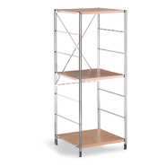 Neu Home Manhattan 3 Tier Shelf Tower at Kmart.com