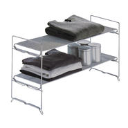 Neu Home Stackable Shelf or Shoe Rack at Sears.com