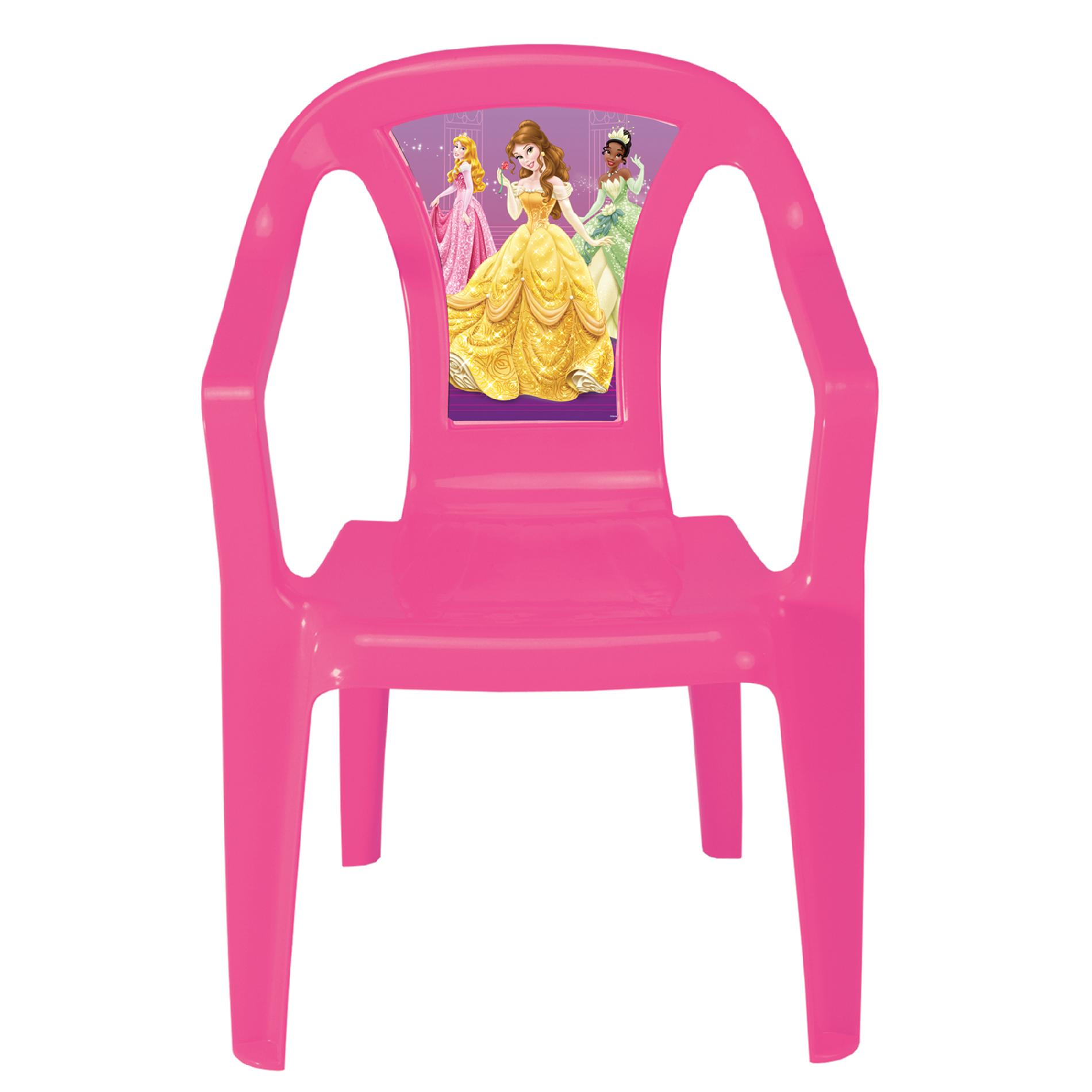 Merveilleux Disney Classic Resin Chair By Kids Only!   Disney Princess Royal Debut    Toys U0026 Games   Outdoor Toys   Outdoor Furniture U0026 Playhouses