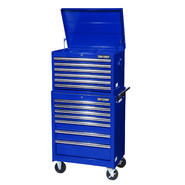 Craftsman 27-Inch 13-Drawer Tool Storage Combo  Blue at Sears.com