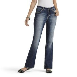 Almost Famous Women's Bling Bootcut Jeans at Sears.com