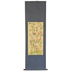 Oriental Furniture Bamboo Blossom Scroll at Kmart.com