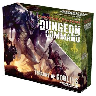 Wizards of the Coast Dungeons & Dragons: Dungeon Command:Tyranny of Goblin