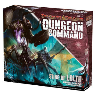 Wizards of the Coast Dungeons & Dragons: Command:Sting of Lolth