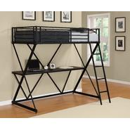 DHP X Loft Bed Black at Kmart.com