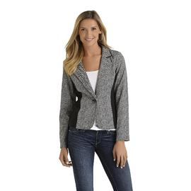Covington Women's Blazer - Herringbone at Sears.com