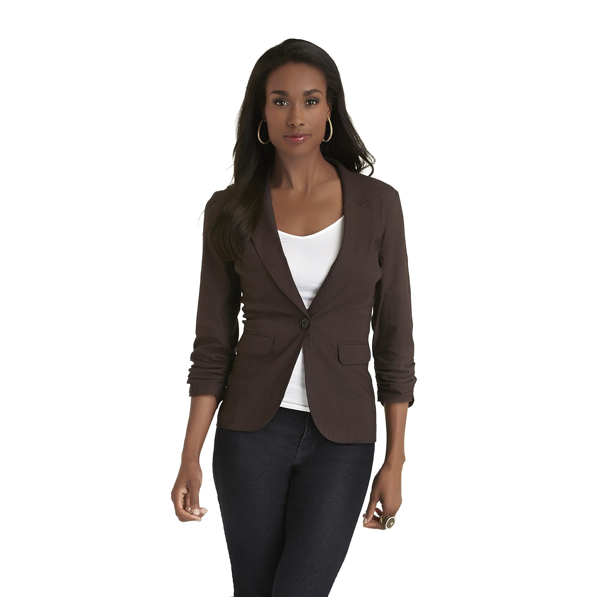 Metaphor Women's Blazer - Bird's-Eye at Sears.com