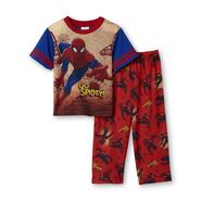 Marvel Ultimate Spider-Man Toddler Boy's Short Sleeve Pajamas at Kmart.com