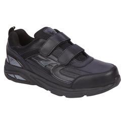 Everlast® Men's L-Mobile 2 Strap Athletic Shoe Extra Wide - Black at Kmart.com