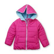 Performance Gear Girl's Wind and Water Resistant Winter Bubble Coat at Sears.com