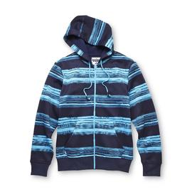 Hoodie Buddie Men's HB3 Fleece Hoodie Jacket - Striped at Kmart.com