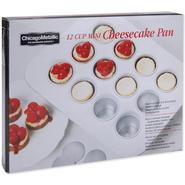 "Mini Cheesecake Pan 12 Cavity 13.90""X10.60"" (2""X1.6"" Cavities) at Kmart.com"