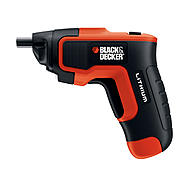 Black & Decker Cordless Lithium Screwdriver with Compact Fit™ Technology at Sears.com
