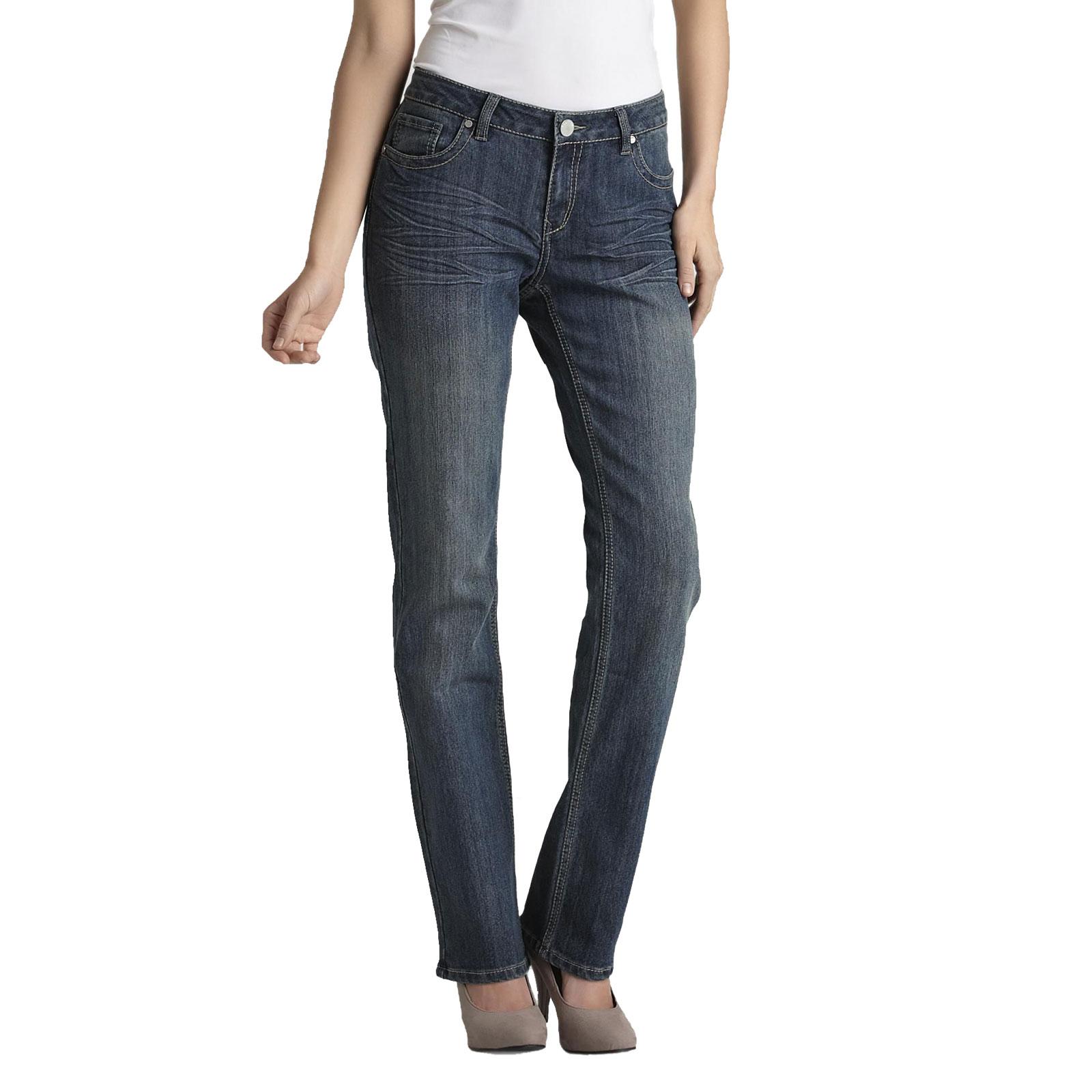 Route 66 Women's Straight Leg Jeans