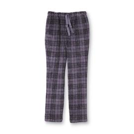 Joe Boxer Men's Plush Pajama Pants - Plaid at Kmart.com