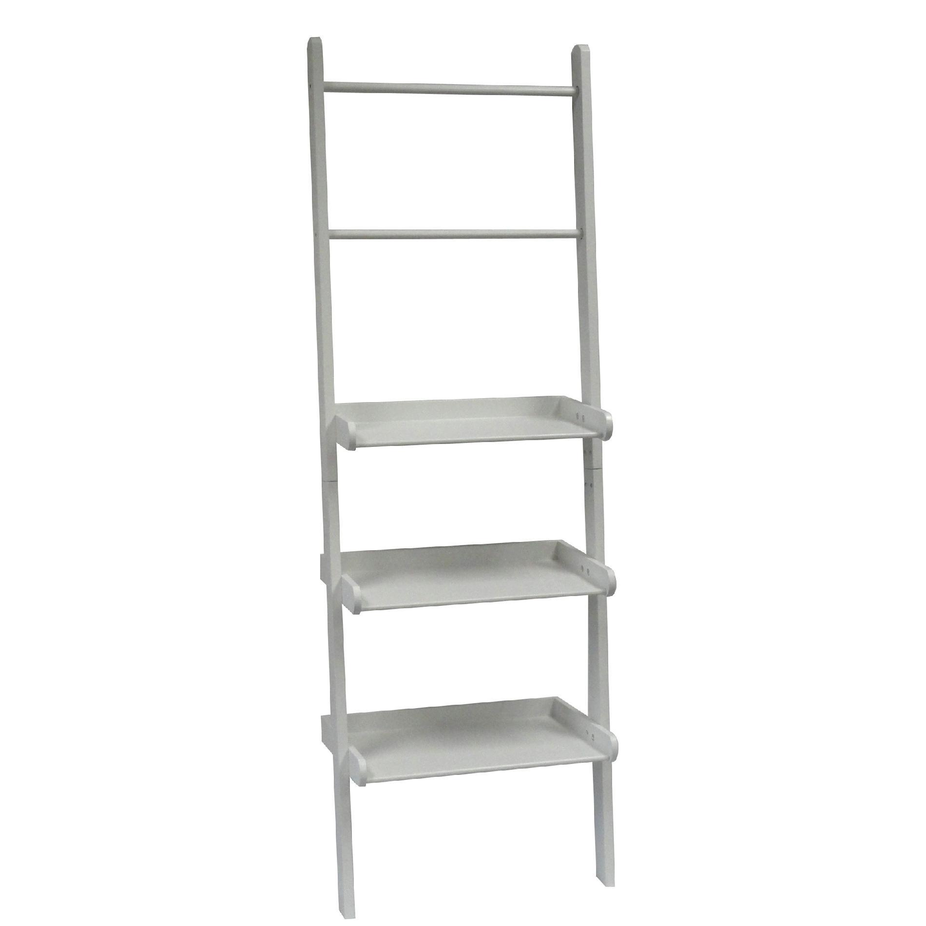 RiverRidge Home RiverRidge Ladder Shelf - White