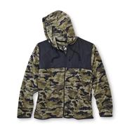 Athletech Men's Fleece Hoodie Jacket - Camouflage at Kmart.com