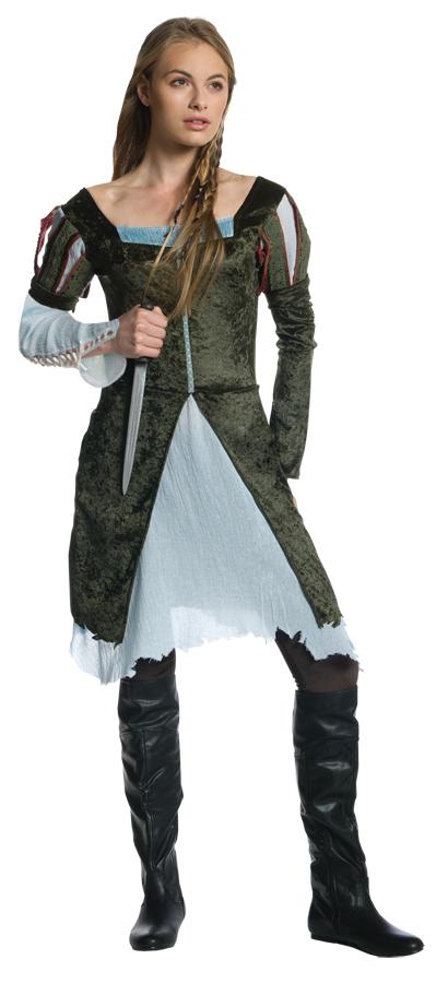 Women's Snow White Huntsman Costume RU880893