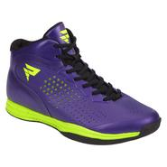 Protege Men's Athletic Shoe Blaze  - Purple/Black/Lime at Kmart.com