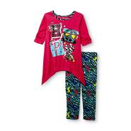 Piper Girl's Pajama Top & Pants - Hope at Kmart.com