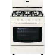 Kenmore 5.0 cu. ft. Freestanding Gas Range  w/Variable Self-Clean - Bisque at Kenmore.com