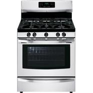 Kenmore 5.0 cu. ft. Freestanding Gas Range w/Variable Self-Clean - Stainless Steel at Kenmore.com