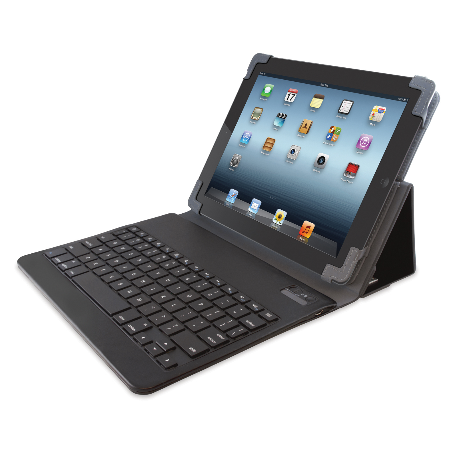 iHOME  Slim Keyboard Case for