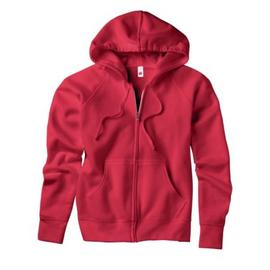 Hanes EcoSmart® Cotton-Rich Full-Zip Hoodie Women's Sweatshirt at Kmart.com