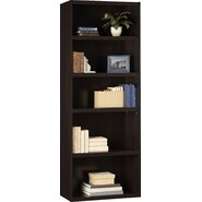 Ameriwood 5 Shelf Bookcase - Dark Russet Cherry at Sears.com