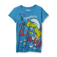 Smurfs Girl's Short Sleeve T-Shirt at Kmart.com