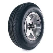 Loadstar Karrier 215/75R-14 LRC Radial Trailer Tire and 5-Hole Aluminum Star Mag Wheel (5x4.5) at Sears.com