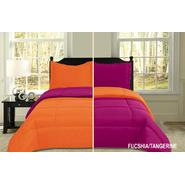 U.S. Polo Assn. 2 Piece Solid Reversible Brushed Microfiber Comforter Set at Kmart.com