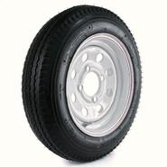 Loadstar 480-12 LRB Trailer Tire and 4-Hole Mod Wheel (4x4) at Kmart.com