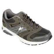 Athletech Men's Athletic Shoe L-Sky Way - Grey at Kmart.com