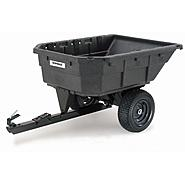 Universal 12.5 Cu Ft Poly Swivel Cart at Craftsman.com