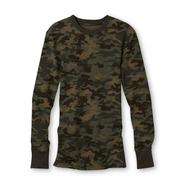 Joe Boxer Men's Thermal T-Shirt - Camouflage at Kmart.com