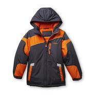 Minus Zero Boys' Hooded Ski Jacket at Sears.com