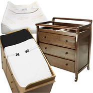 Dream On me 3 Drawer Changing Table with Changing Pad & Cover Bundle at Kmart.com