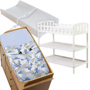 Dream On Me Emily Changing Table with Changing Pad & Cover Bundle at Kmart.com