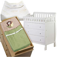 Dream On Me Marcus Changing Table/Dresser with Changing Pad & Cover Bundle at Kmart.com