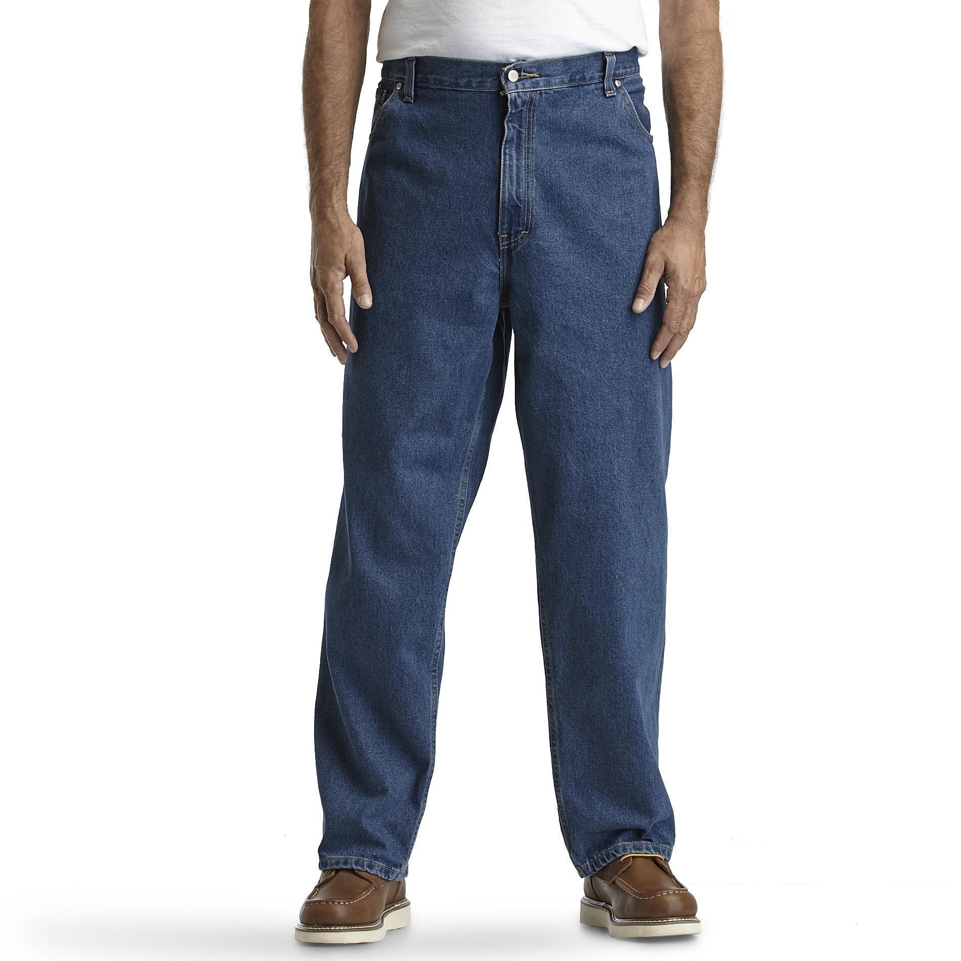 Basic Editions  Men's Relaxed Fit Denim